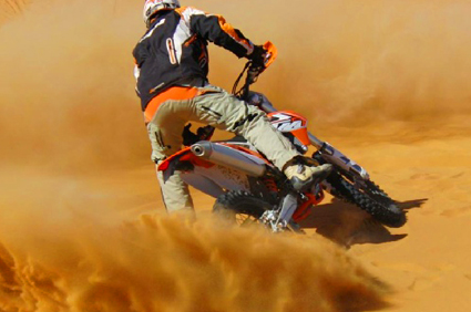 Moto Tour : 03 Days From Merzouga