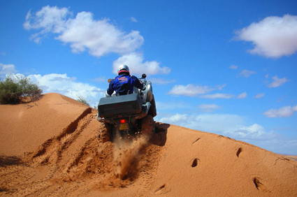 Quad Tour : 05 Days From Agdz & Zagora