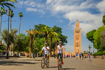 Bike Tour : 08 Days From Marrakech