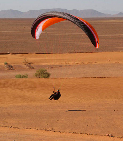 Paragliding In Marrakech