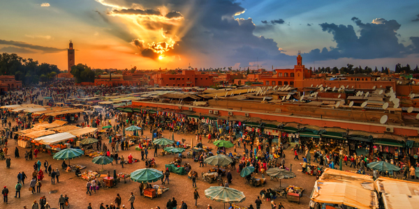 GUIDED MARRAKECH TOURS